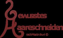 Logo Bewusstes Haareschneiden