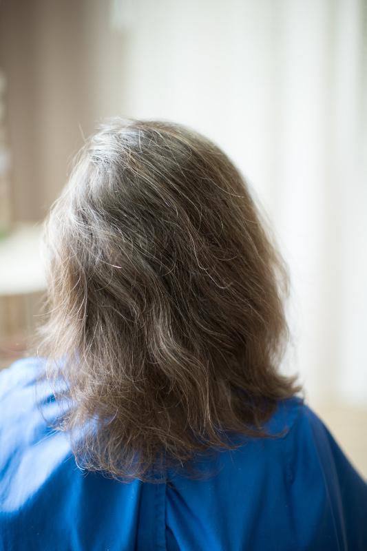 Bewusstes Haareschneiden